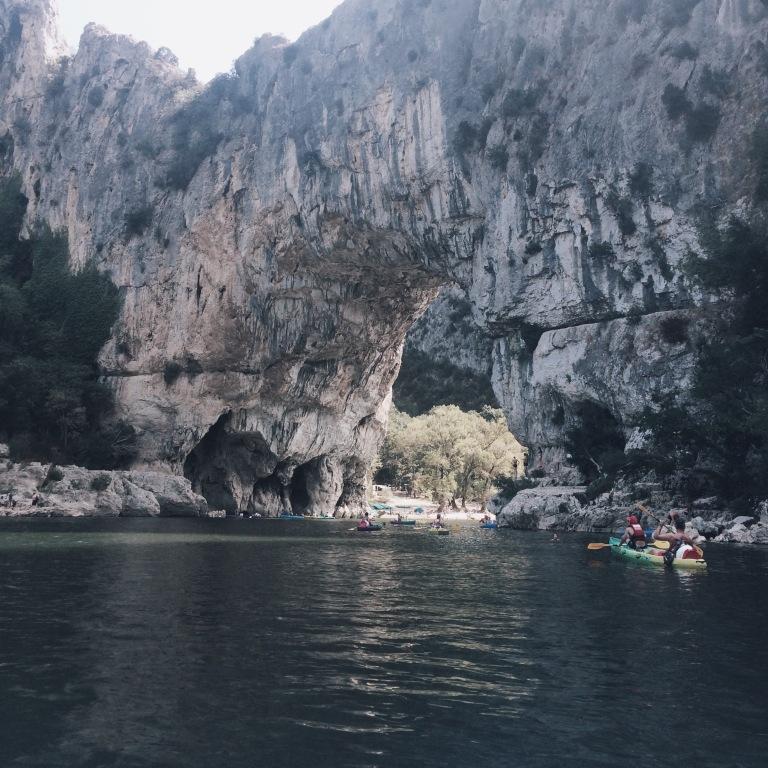 Canoë - WE Ardèche
