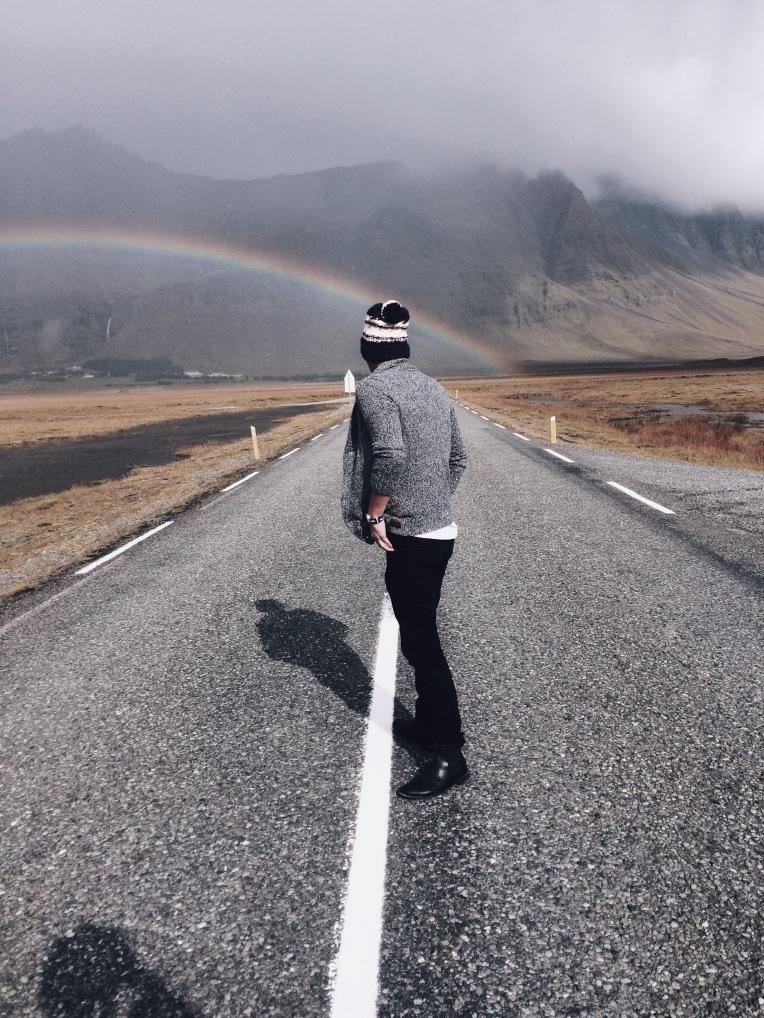 Tenue du jour - Iceland