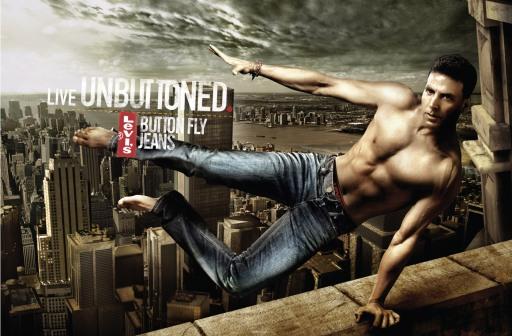 Levi's Unbuttoned