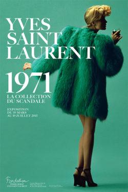 Collection Quarante d'Yves Saint Laurent
