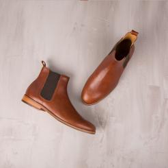 """Les Boots """"L'horloger"""" de la marque Bobbies"""