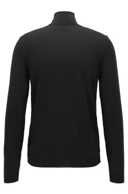 Pull en laine Slim Fit Boss Homme