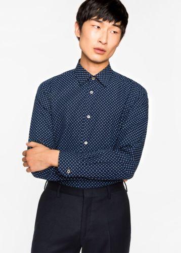 Chemise au motif 'Clover' de la marque Paul Smith