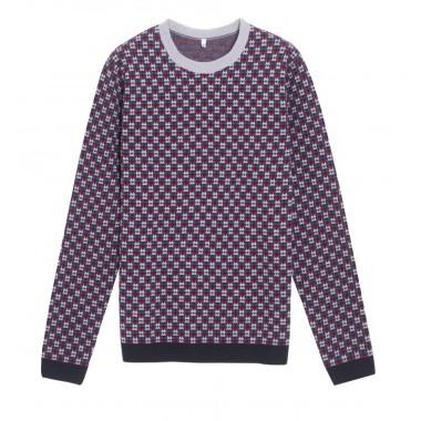 Pull en laine homme de la marque Montagut