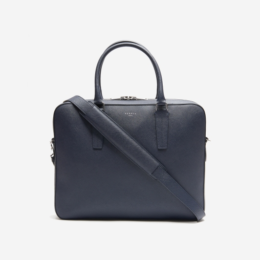 SMALL BRIEFCASE EN CUIR SAFFIANO
