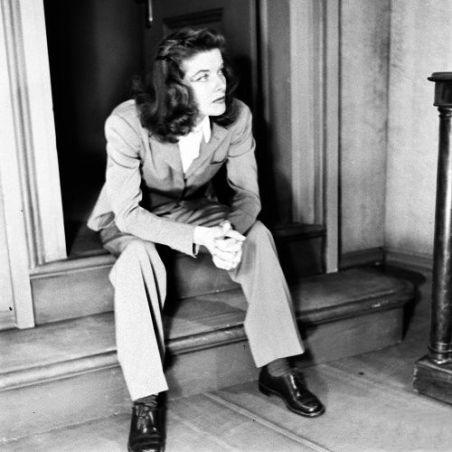 Katharine Hepburn - Pantalon