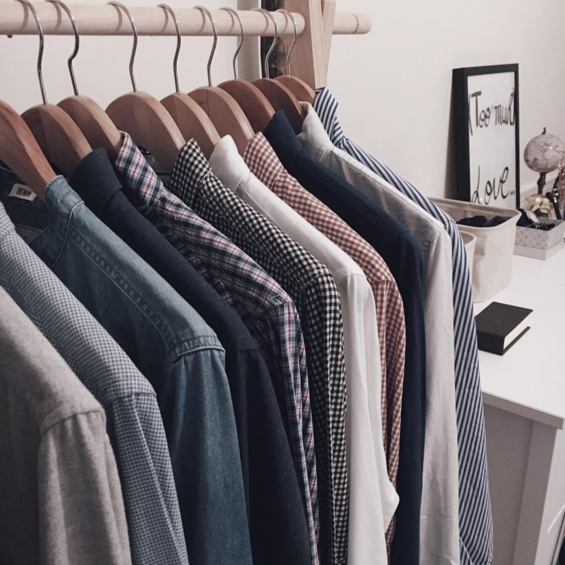 Des vêtements en veux-tu en voilà