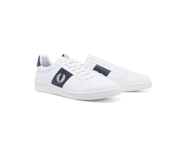 Basket 721 Canvas Fred Perry
